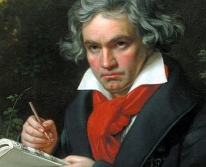 history facts beethoven