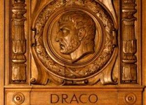 history facts draco