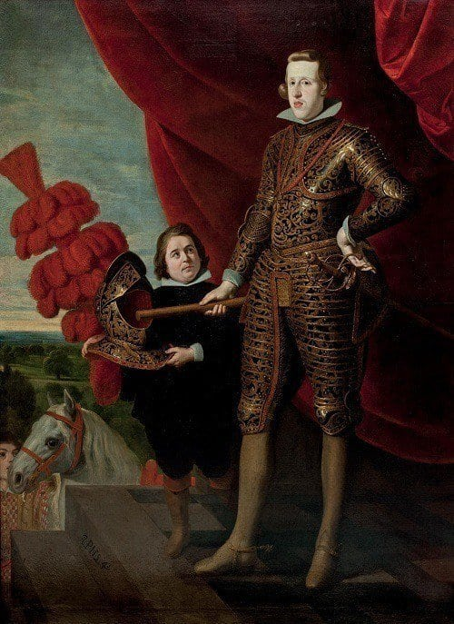history facts: court dwarfs