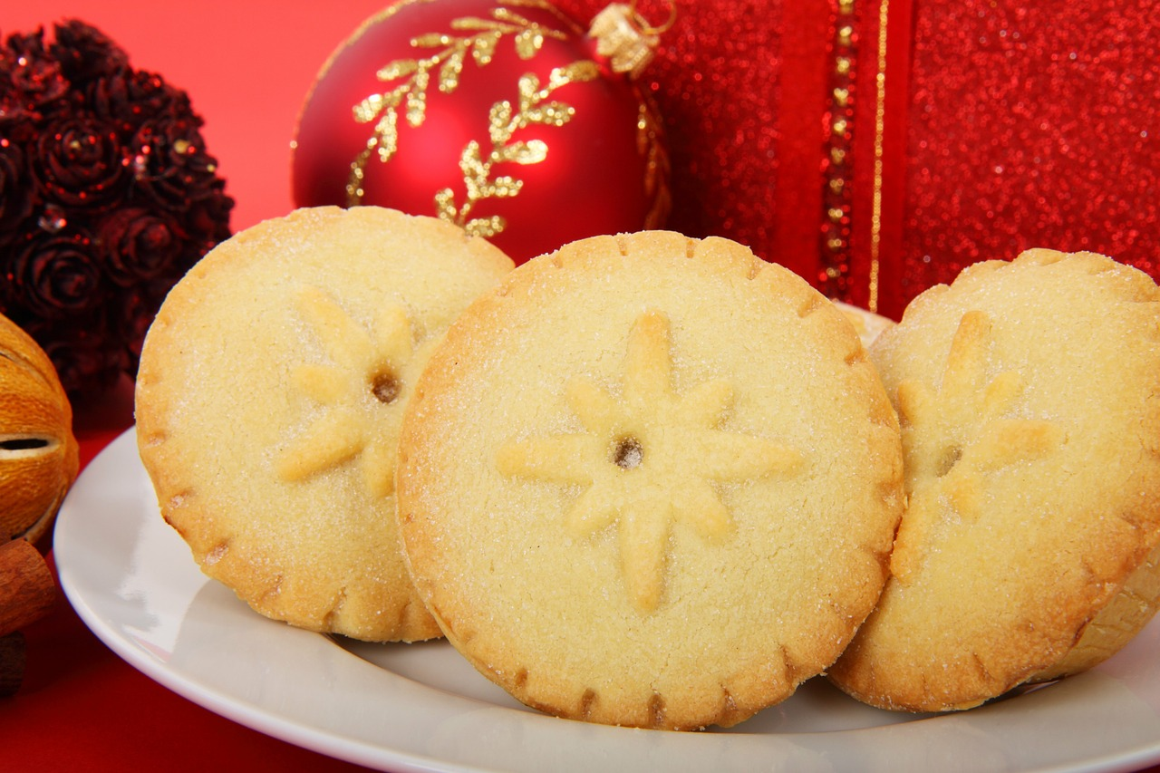 history facts mince pie