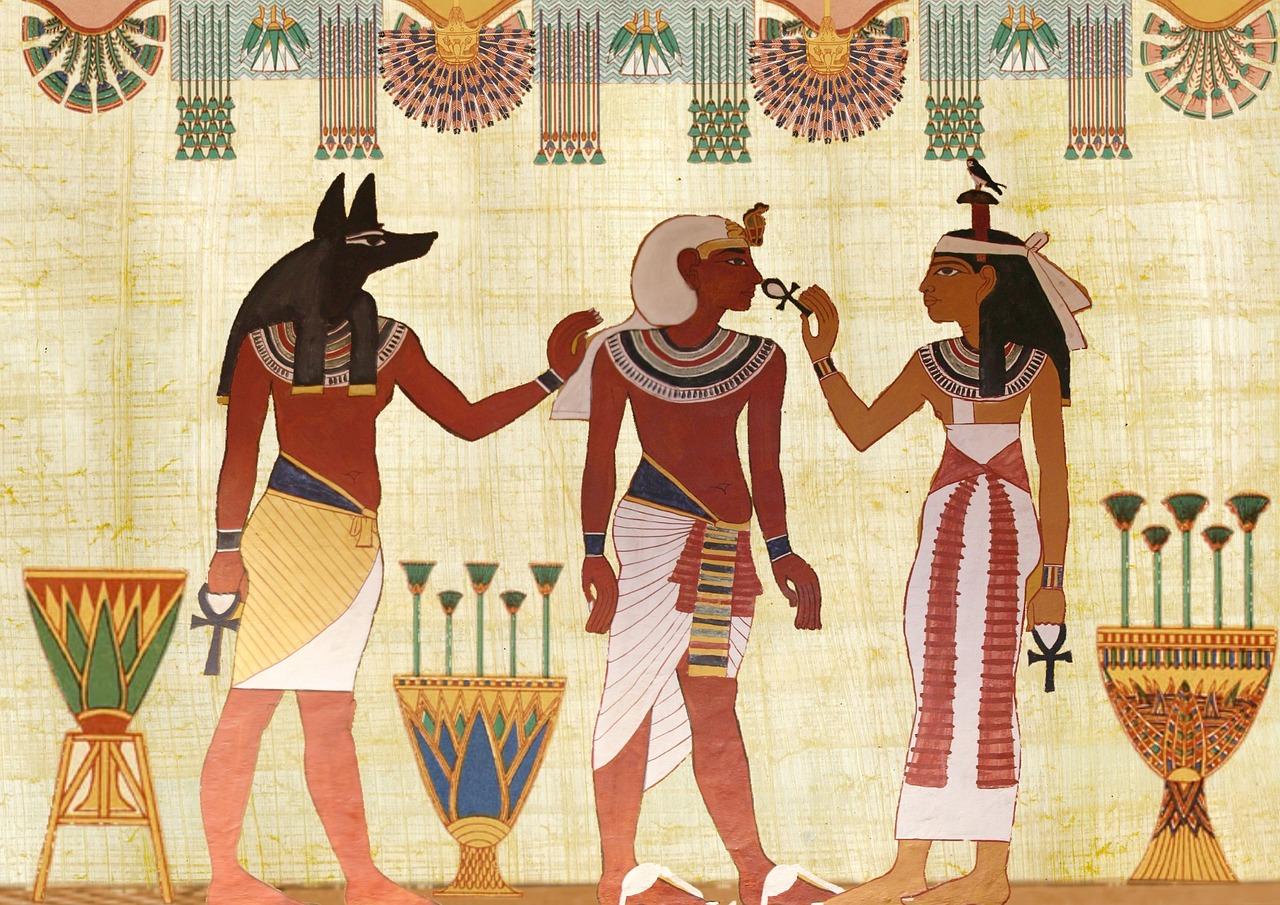 history facts pharaoh