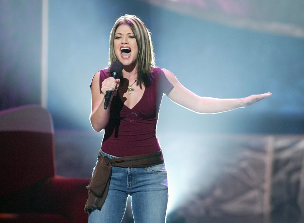 kelly clarkson before
