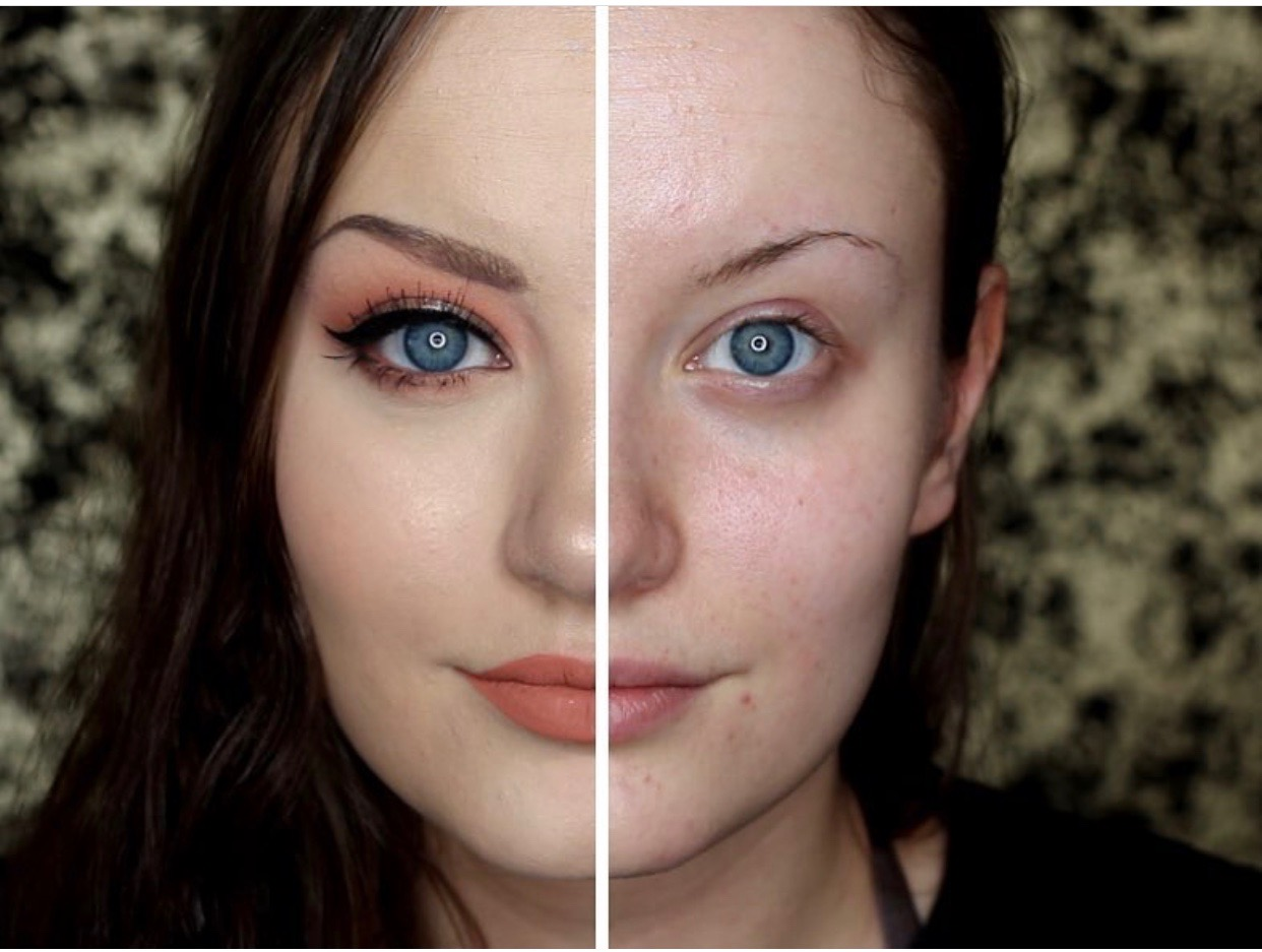simple makeup transformations
