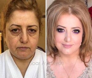 makeup transformations 7