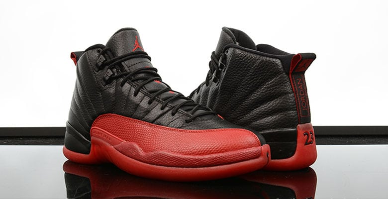 most expensive shoes - air jordan 12 (flu game)
