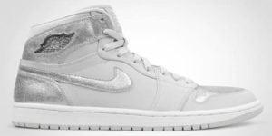 most expensive shoes - air jordan silver autographed