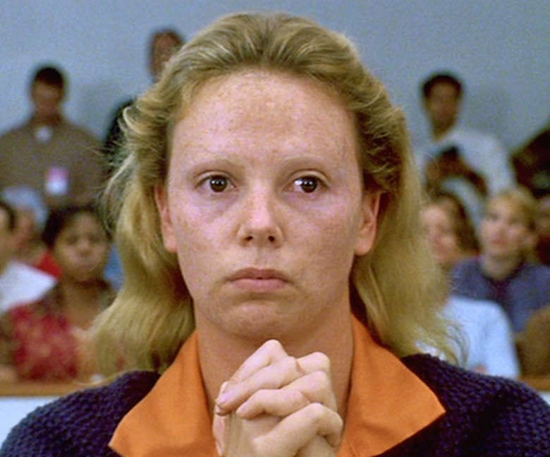 movie makeup aileen wuornos