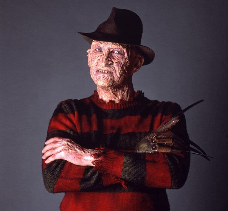 movie makeup freddy krueger