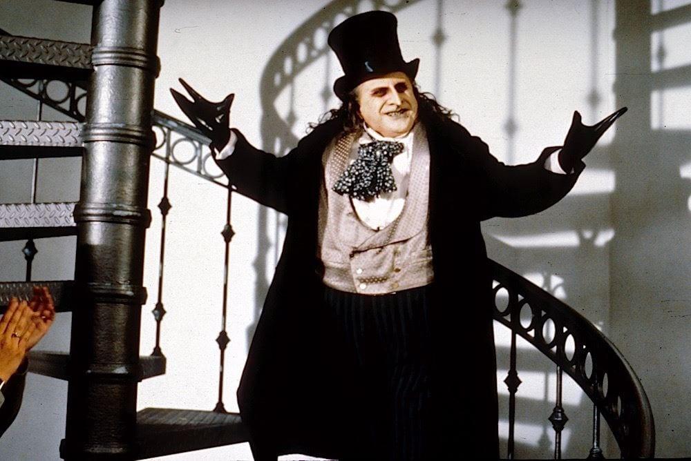 movie makeup the penguin