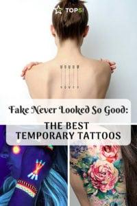 our favorite temporary tattoos