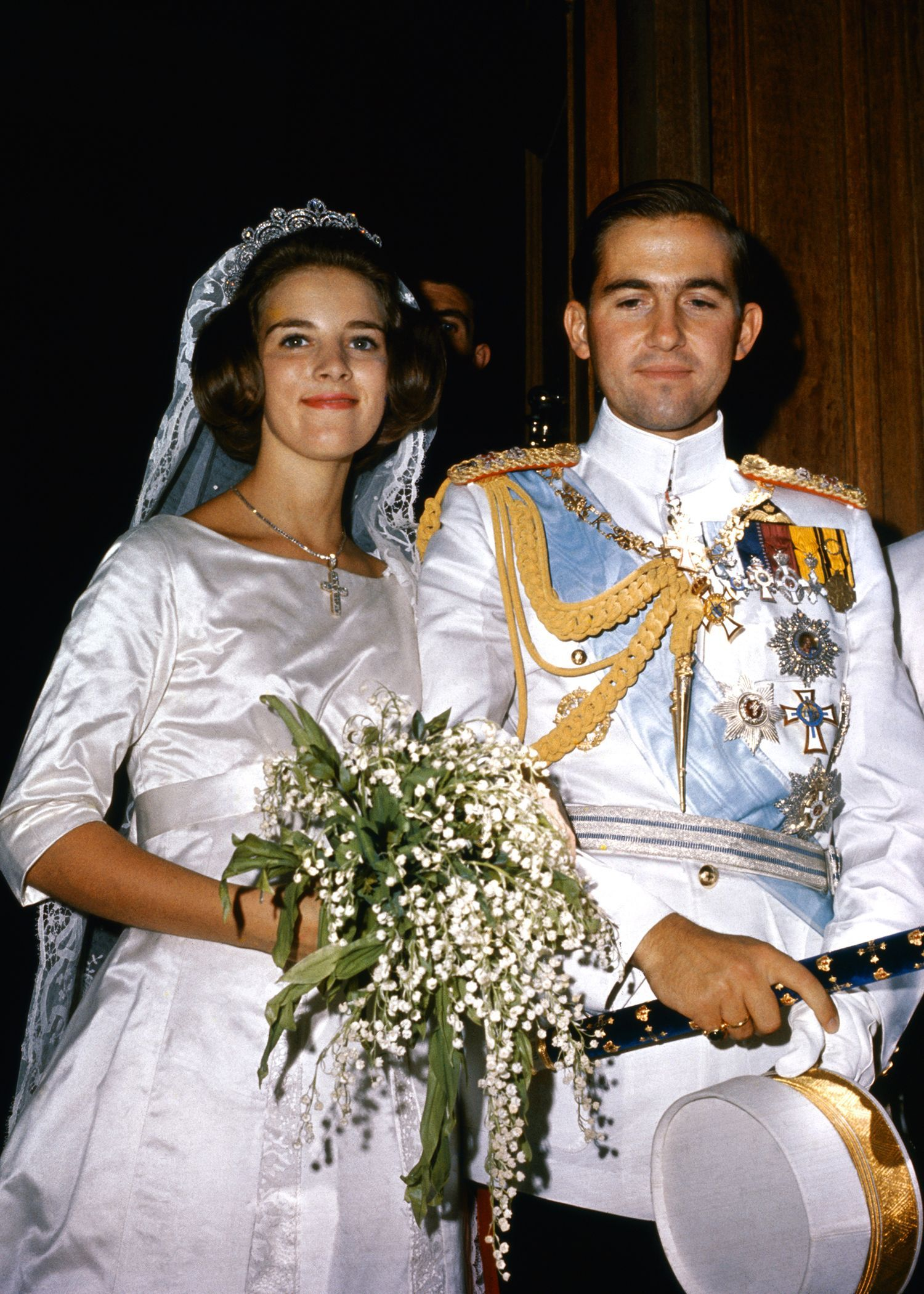 princess anne marie royal wedding dresses