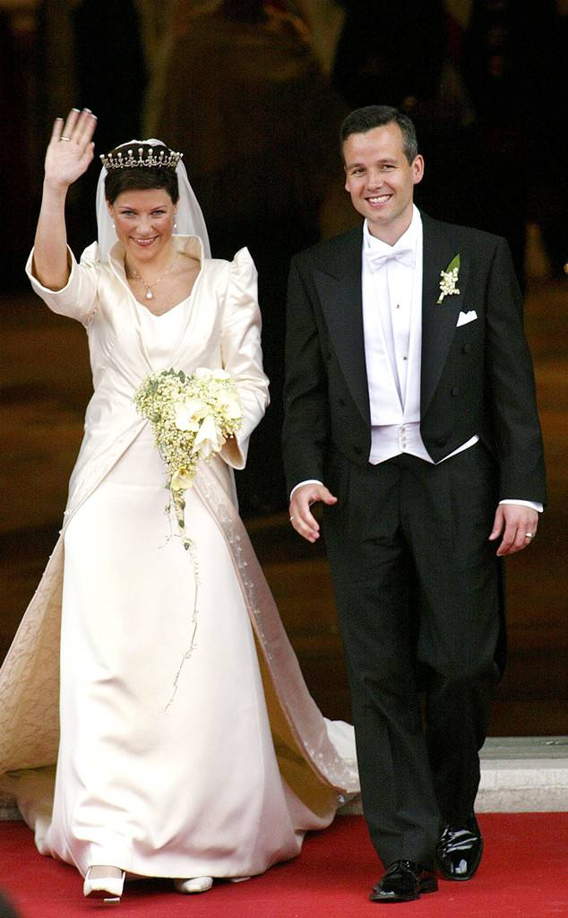 princess martha-louise royal wedding dresses