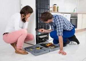 refrigerator repair how to fix broken fridge