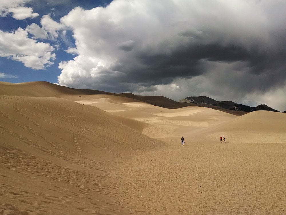 Great Sand Dunes National Park RV Travel