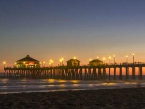 Huntington Beach, California RV Travel