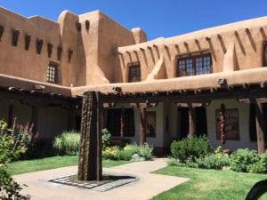 Santa Fe, New Mexico RV Travel