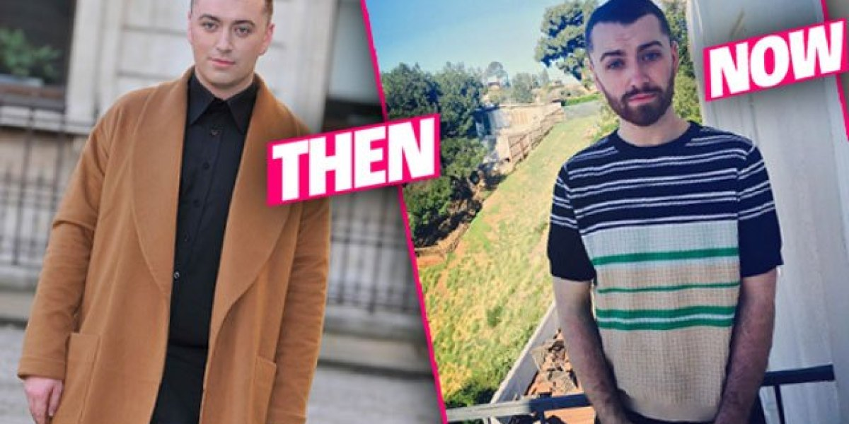 sam smith celeb weight loss