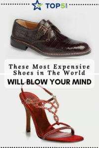 these most expensive shoes in the world -