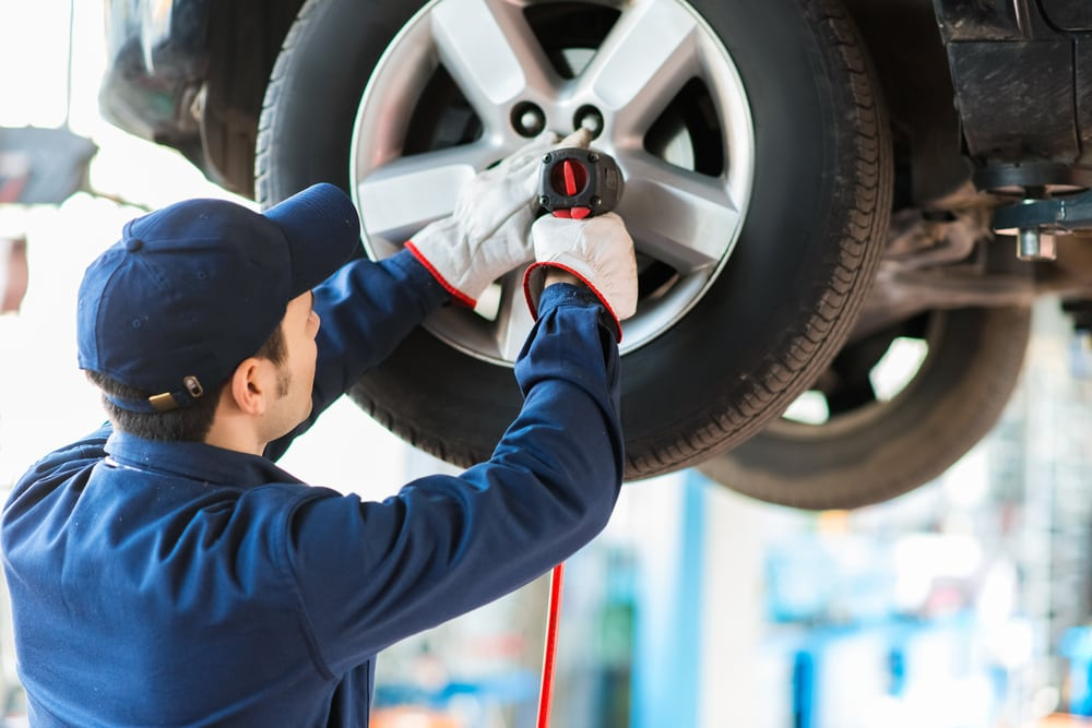 tire maintenance mechanic