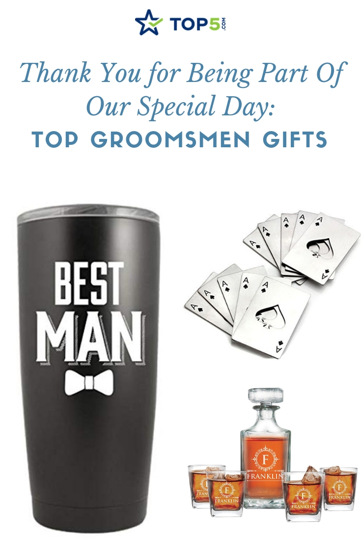 top groomsmen gifts to buy