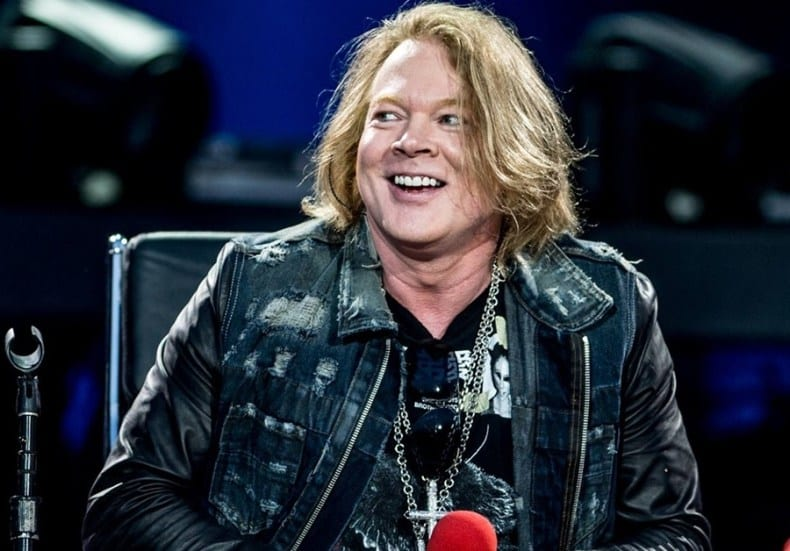 unrecognizable famous people axl rose after