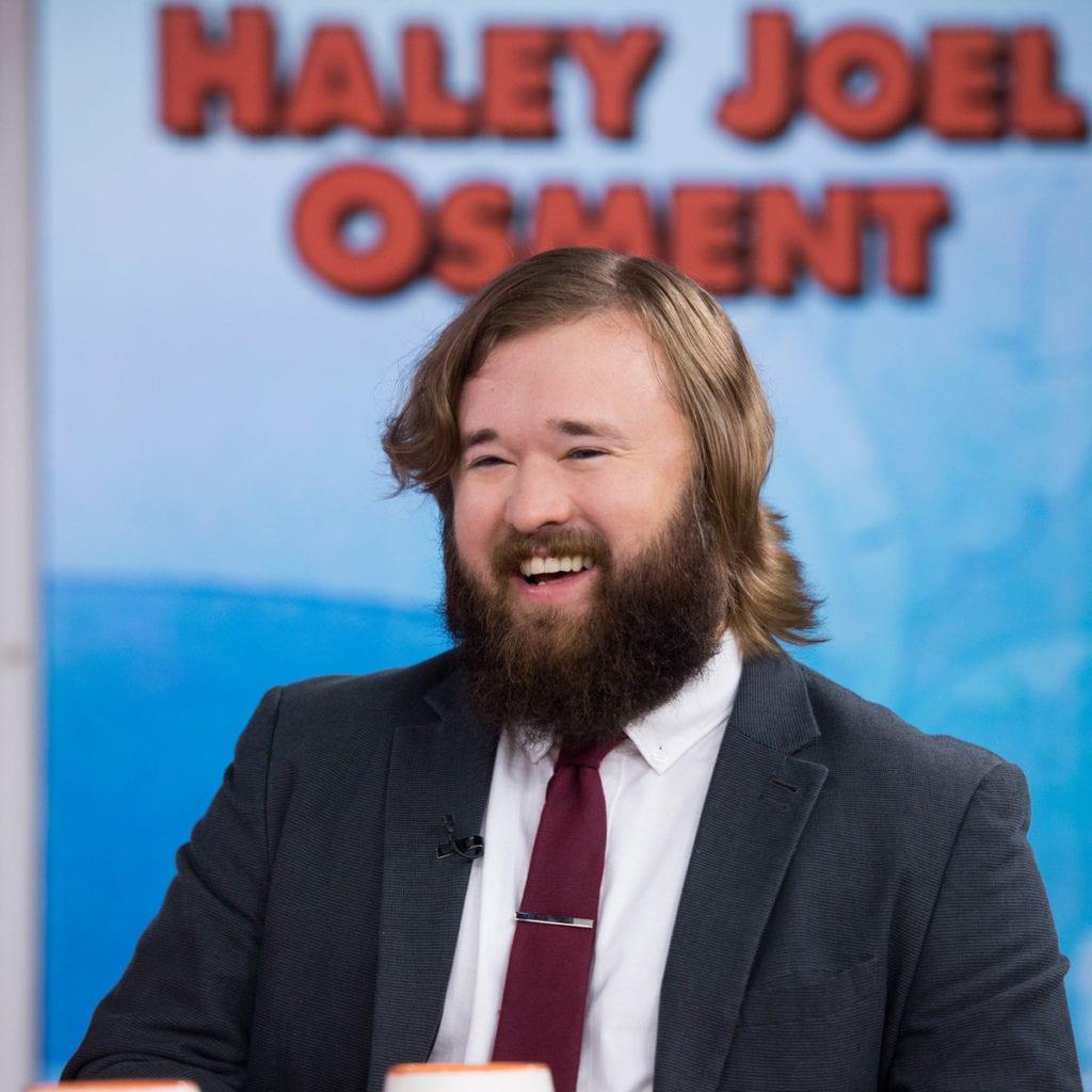 unrecognizable famous people haley joel osment after