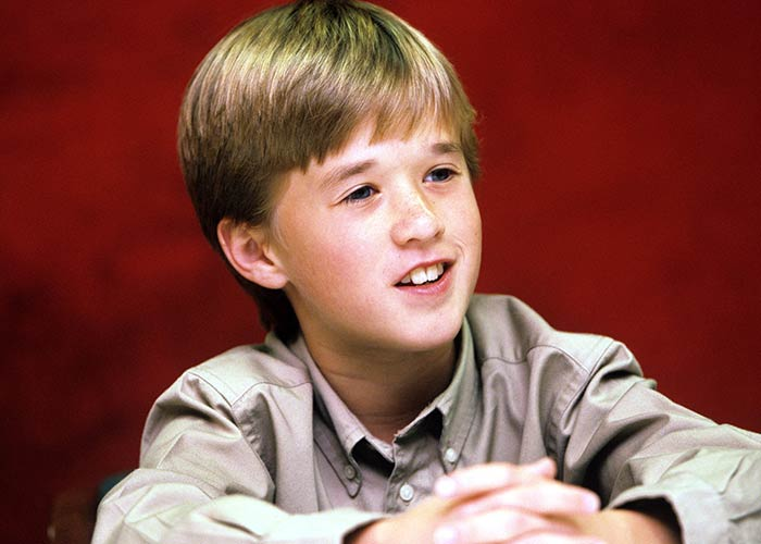 unrecognizable famous people haley joel osment before