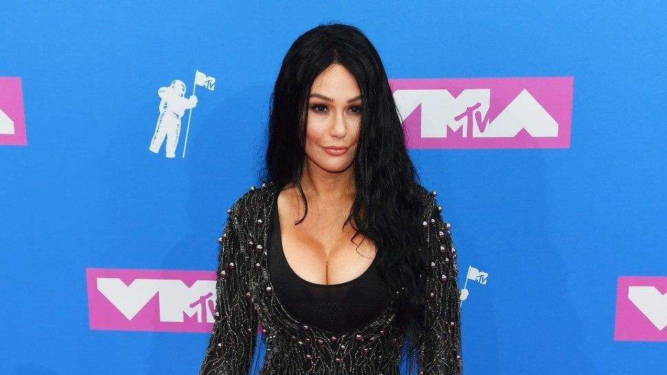 unrecognizable famous people jwoww after