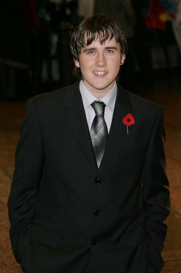 unrecognizable famous people matthew lewis before