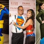 The Best Couple Halloween Costumes: Superhero Edition