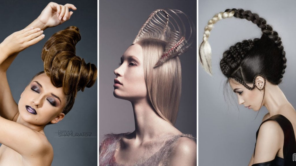 Amazing Hair Art Styles That Will Leave You Astounded
