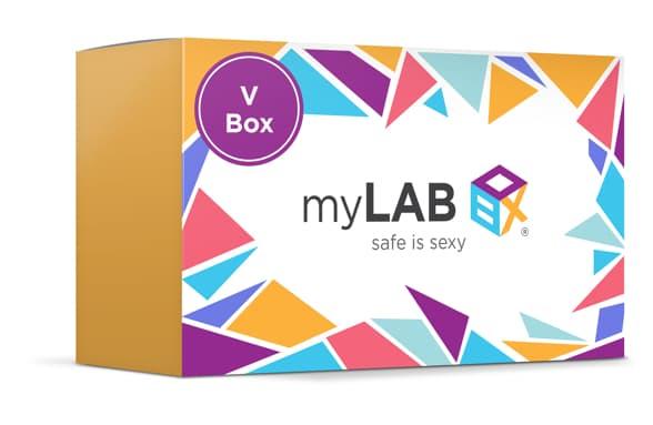 at-home yeast infection test vbox kit