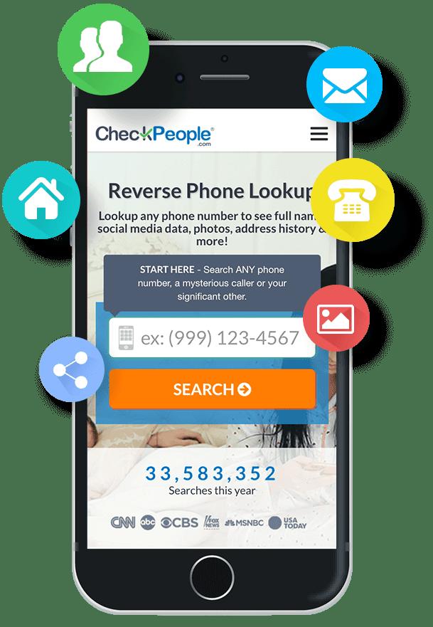 CheckPeople phone