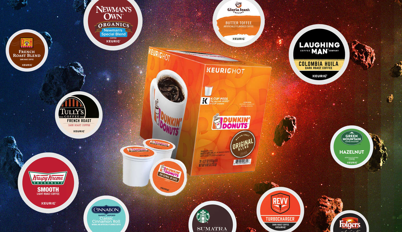 coffee and espresso machine accessories: pods vs. coffee grounds