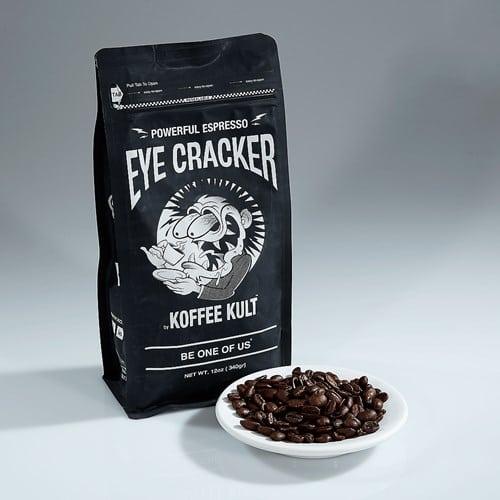 coffee and espresso machine beans