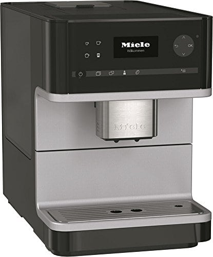 suoer-automatic coffee and espresso machine