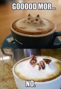 coffee memes good morning