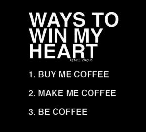 coffee memes heart