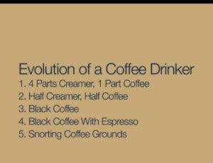 coffee memes evolution