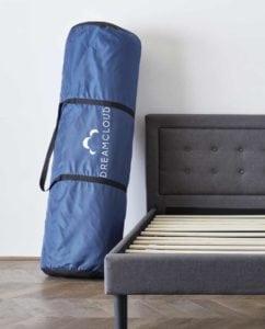 dreamcloud mattress comes in a bag