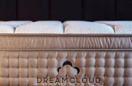 DreamCloud mattress cover