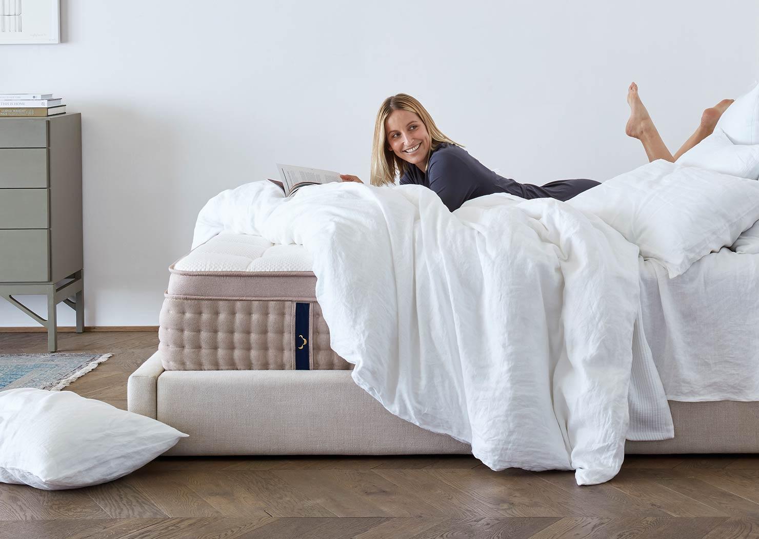 DreamCloud bed