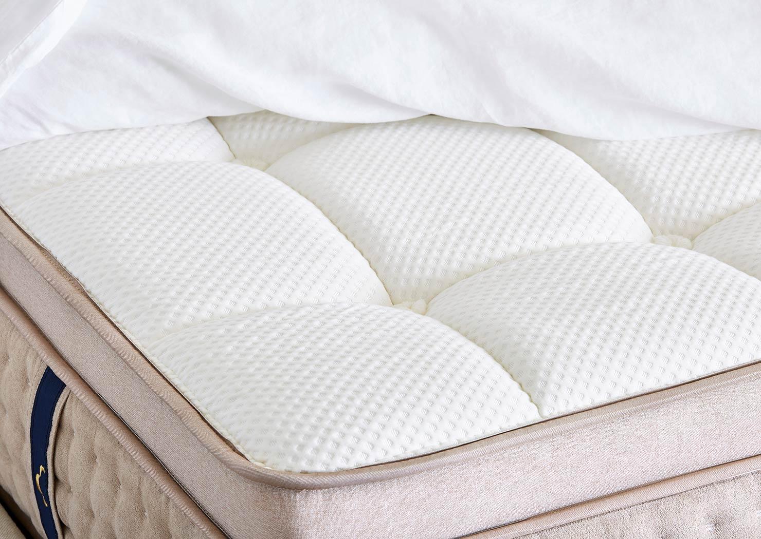 Soft DreamCloud bed
