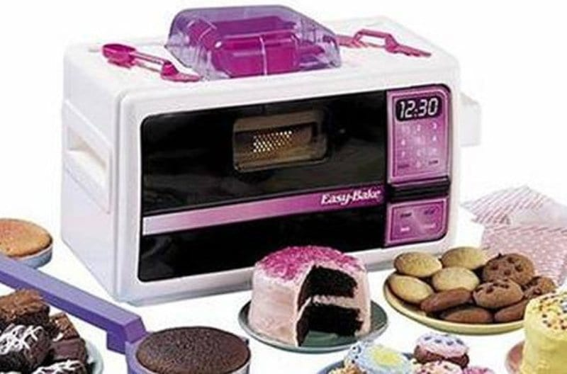 easybake valuable toys