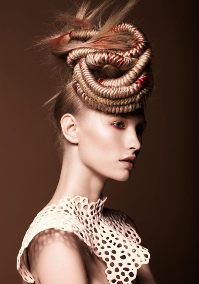 fabulous hair art