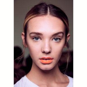 Fall lipstick 2018 orange