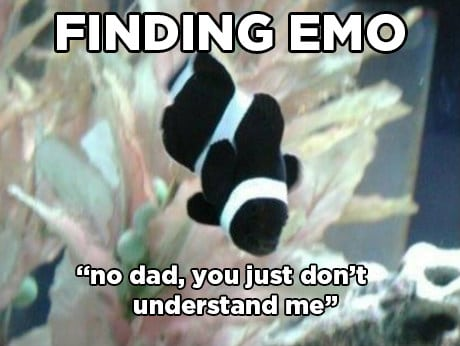 funny disney memes Finding Emo