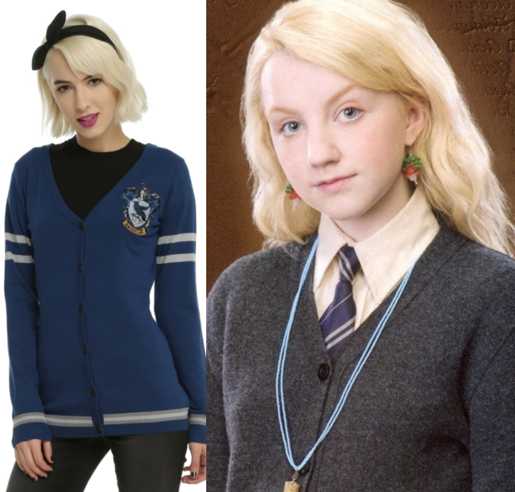 geek costume ideas Luna Lovegood