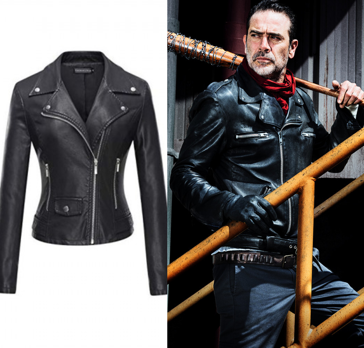 geek costume ideas Negan