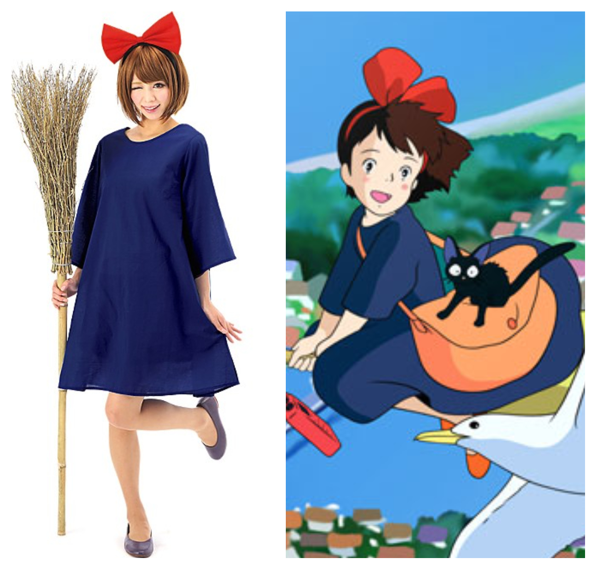 geek costume ideas Kiki the witch
